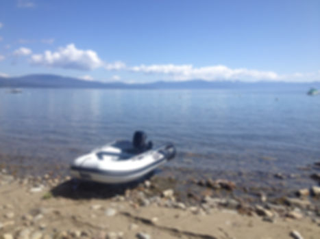 Lake Tahoe Boat wheels