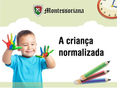 A criança normalizada I: A Parceria Família e Escola