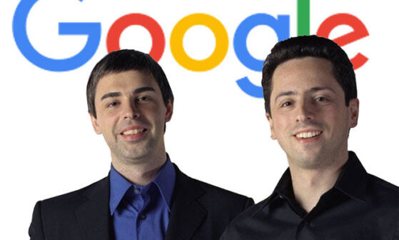 google método Montessori Larry Page e Sergei Brin