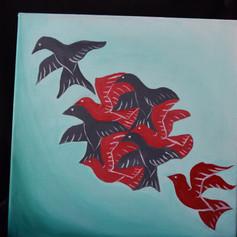 Inspired by M.C. Escher