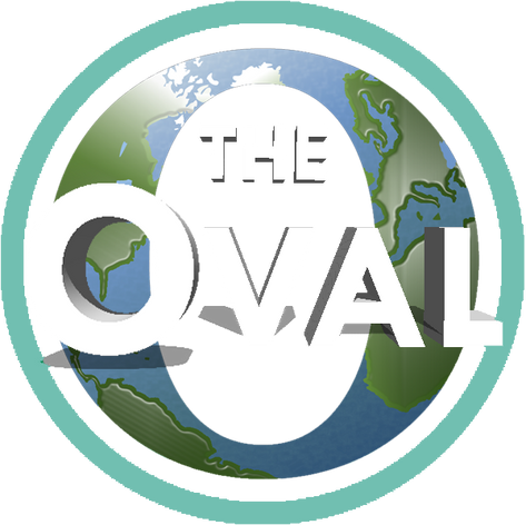 The Oval TV Logo
