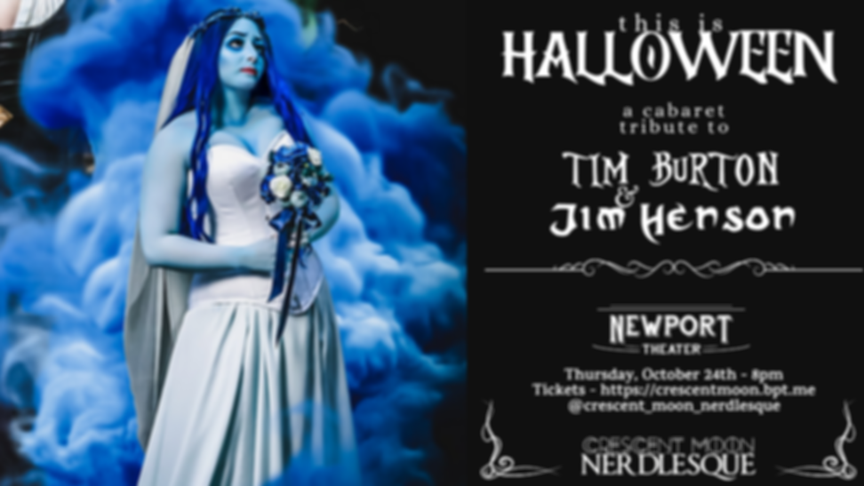 This is Halloween: A Tribute to Jim Henson and Tim Burton