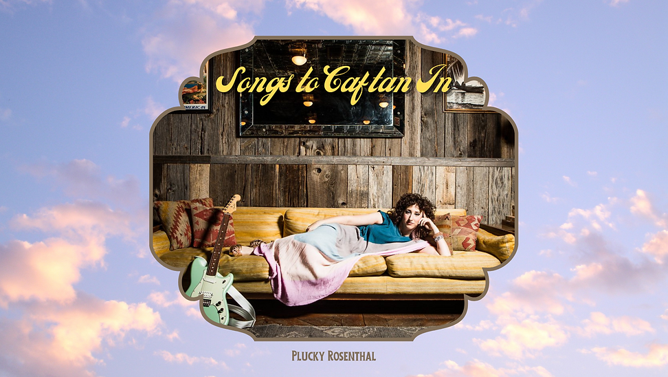Songs to Caftan In: The Album Release