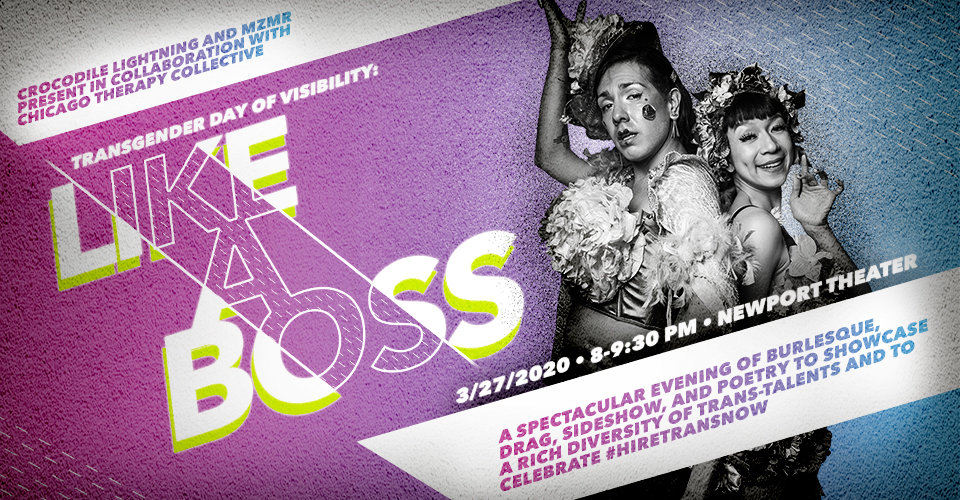 Transgender Day of Visibility: Like A Boss