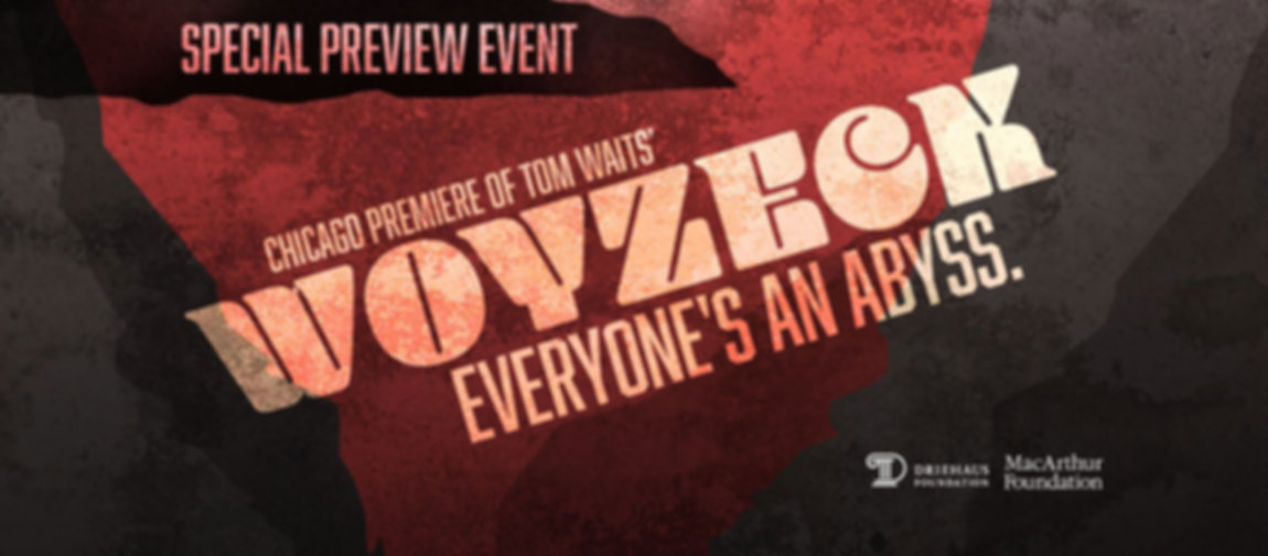 Chicago Fringe Opera: Tom Waits' Woyzeck Special Preview