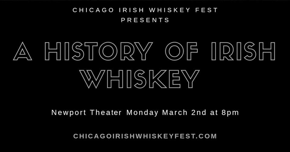 A History of Irish Whiskey
