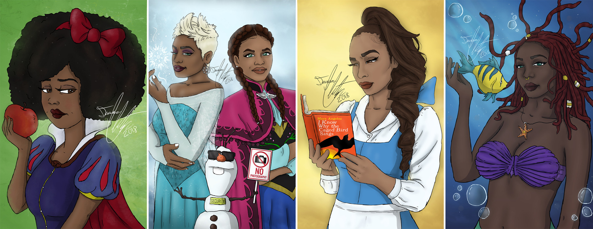 Black Princess Collection