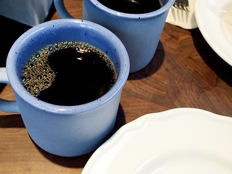 私とコーヒーと吹き出物の話。(新里)