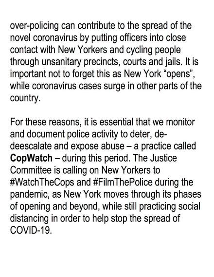 COVID CW Pg. 2