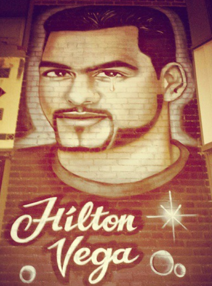 Hilton Vega killed by NYPD 1/95