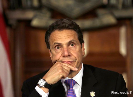Cuomo is Sicing NYPD on New Yorkers to Cover His Failures