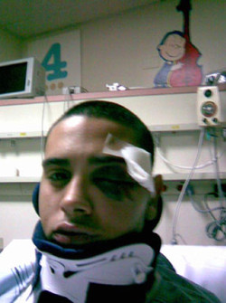 Ryan Nunez Assaulted by NYPD 11/2007