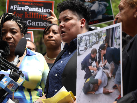 Recommendation to Fire Pantaleo is Right, But Not Enough; De Blasio Must Fire ALL Officers