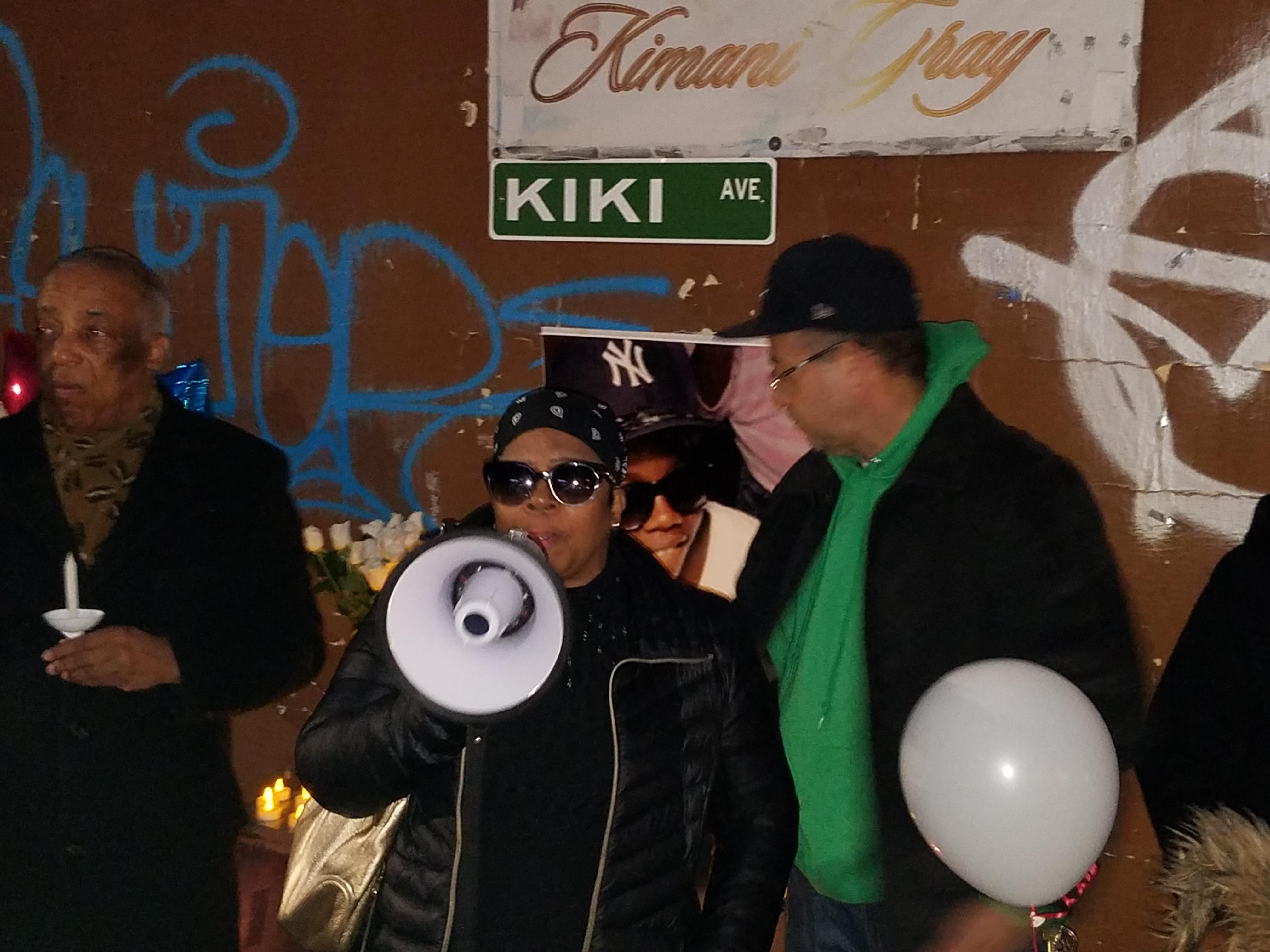 Kimani Gray 4yr Anniversary