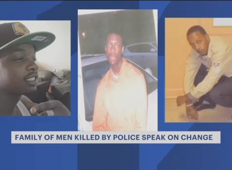 [Bronx News 12] Family of men killed by police call on city to deduct $1 billion from NYPD budget