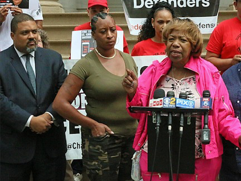 [Amsterdam News] Mother of Eric Garner seeks to hold city officials accountable