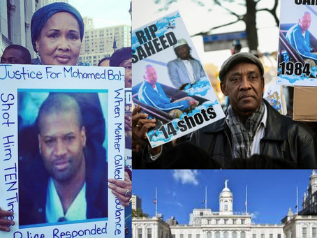 Mom of #MohamedBah Calls Out Disrespect from City Council at Mental Health Hearing