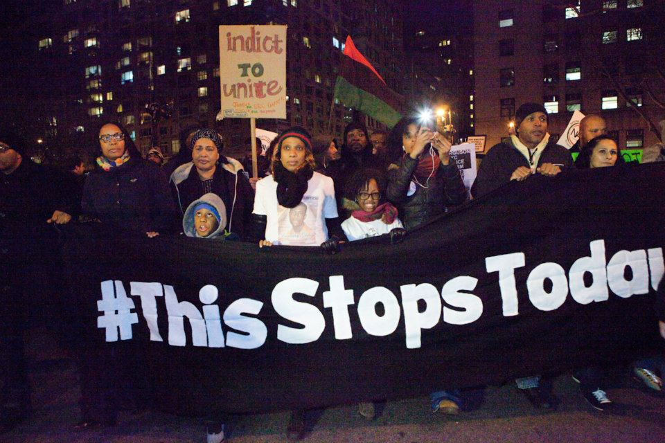 ThisStopsToday March 4 Eric Garner