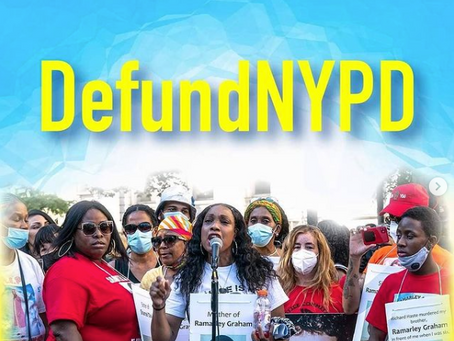 Families Call on NYC Council to Vote NO on FY22 Budget that Expands Funding for the NYPD