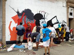 Harlem Mural 2013