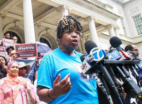 Pantaleo's Termination is a Movement Victory, but the Fight is Not Over. All Officers Must Be Fired!