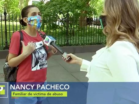 [Univision] El efecto de las manifestaciones: propuestas de reformas y rechazo al abuso policial