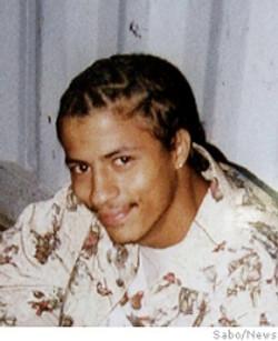 Jayson Tirado killed by NYPD 10/2006