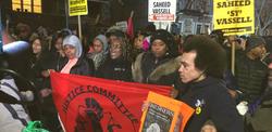 Demanding Justice for Saheed Vassell