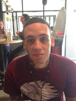 Elvin Diaz killed by HPD 5/2015