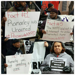 #prosecuteNYPD for Ramarley