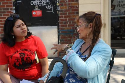 Storytelling in Queens