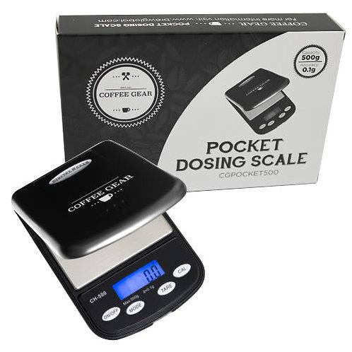 Coffee Gear Pocket Dosing Scale - 500g