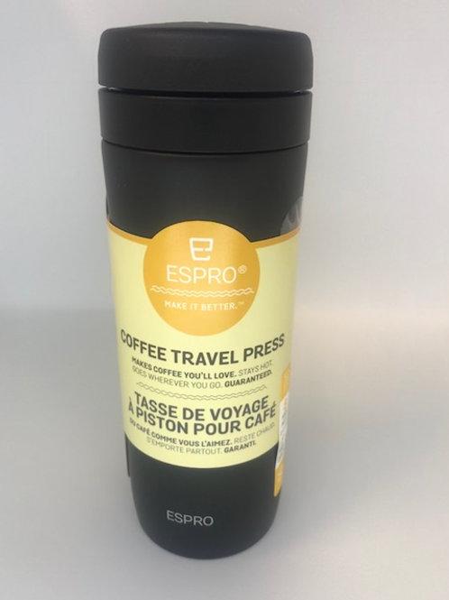 Espro Travel Press Black