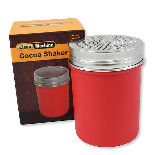 Clean Machine Cocoa Shaker Red - Coarse