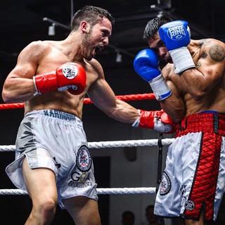 Abdou Karroum, WBC Asia Silver Super Welter weight Champion