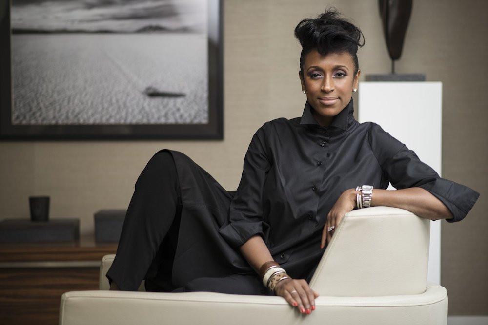 Kesha Franklin, interior designer