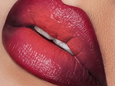 Makeup 101: How-To Create an Ombré Lip