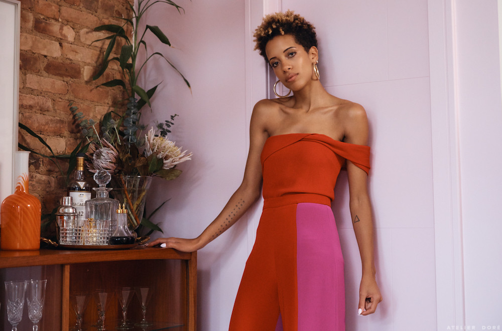 Carly Cushnie creative director of Cushnie