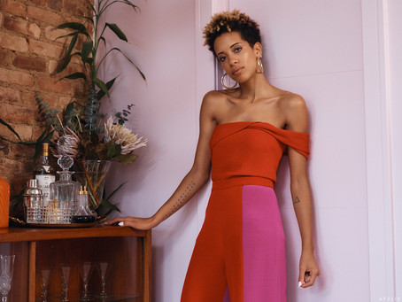 Women Empowerment: Carly Cushnie, CEO and Creative Director of Cushnie