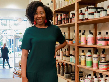 Women Empowerment: Jenea Robinson, Owner of Marsh + Mane