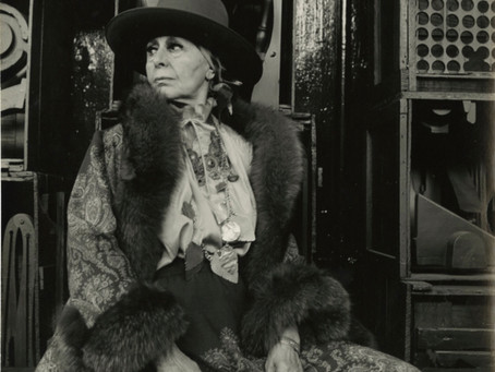Empress Of The Day: Louise Nevelson