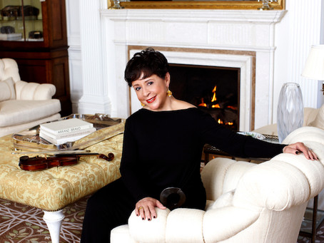 Women Empowerment: Sheila Johnson, Founder, and CEO of Salamander Resort and Spa