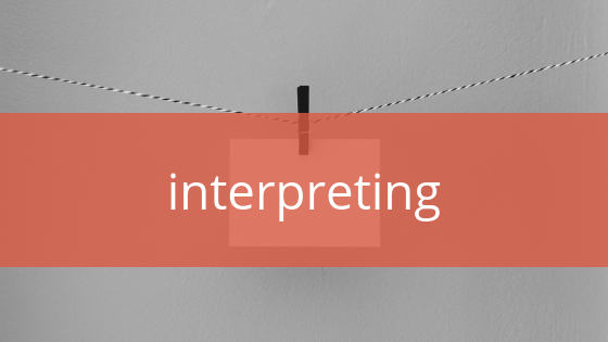 The various types of interpreting