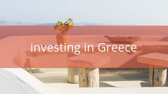 Why investing in Greece right now is a good idea