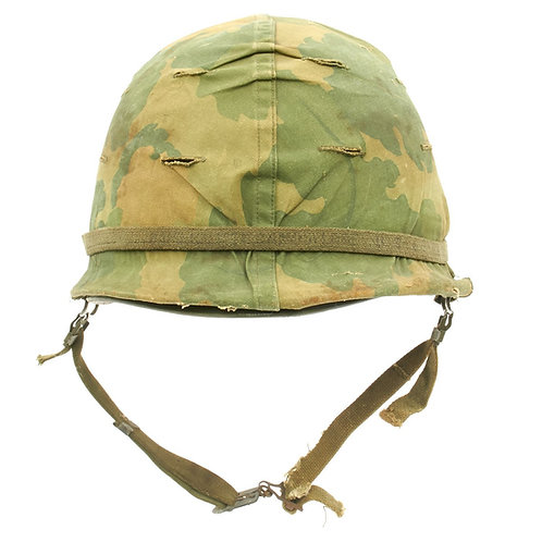 M1 Helmet (with Mitchell cover)