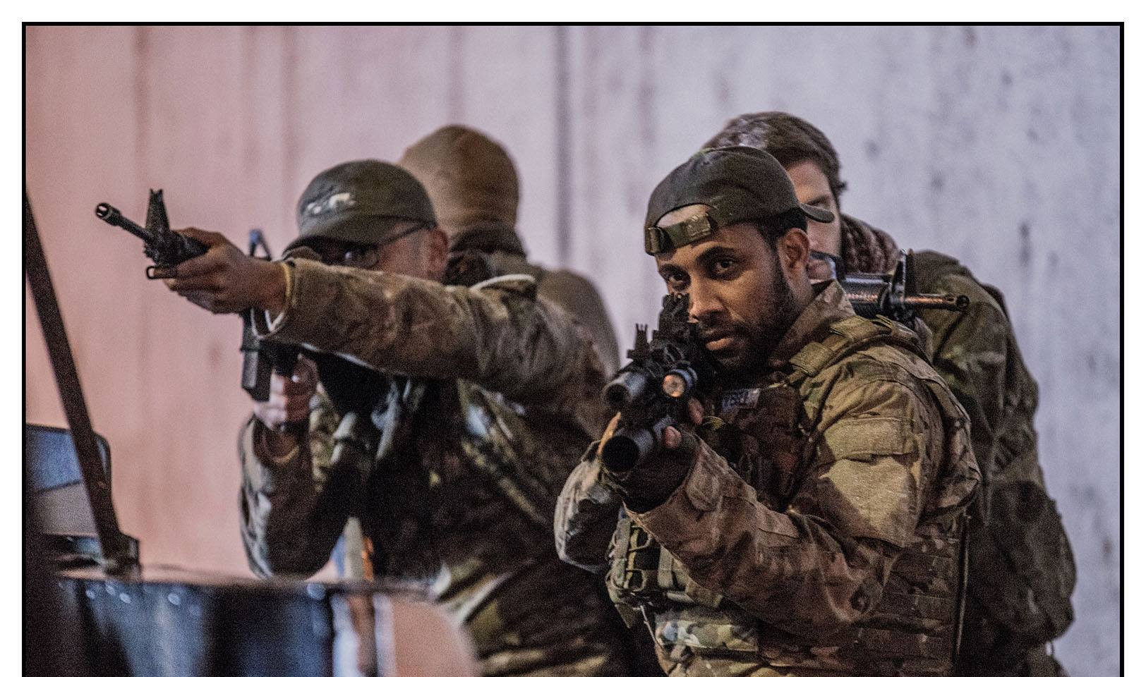 """Assissted production designer, Jon Helgren, with additional US Army uniforms on """"This Shall Pass,"""" directed by Landon Salyer"""