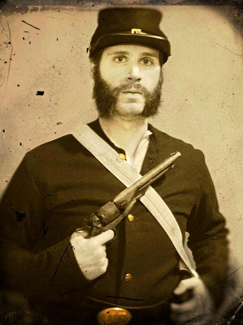 American Civil War Union Soldier