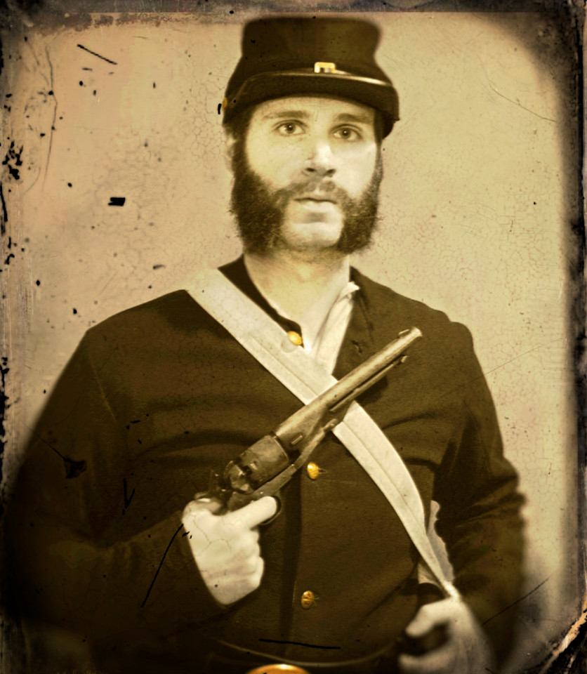 Union Army Civil War era uniform