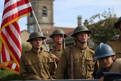 WWI US Army Infantry
