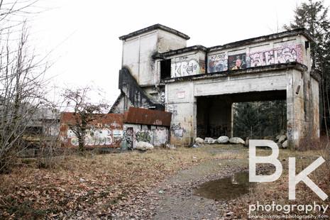 Concrete, WA - Urban Exploring
